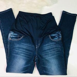Maternity jeans Paris blue size M